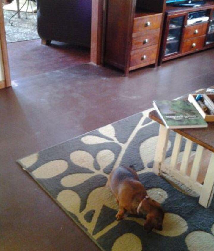 q how do i protect painted floors, flooring, hardwood floors, home maintenance repairs, how to