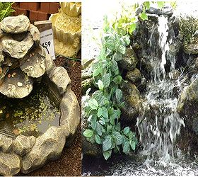 Garden Pond Waterfall, Gardening, Ponds Water Features