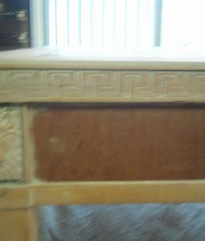coffee table and sofa table refinish, painted furniture