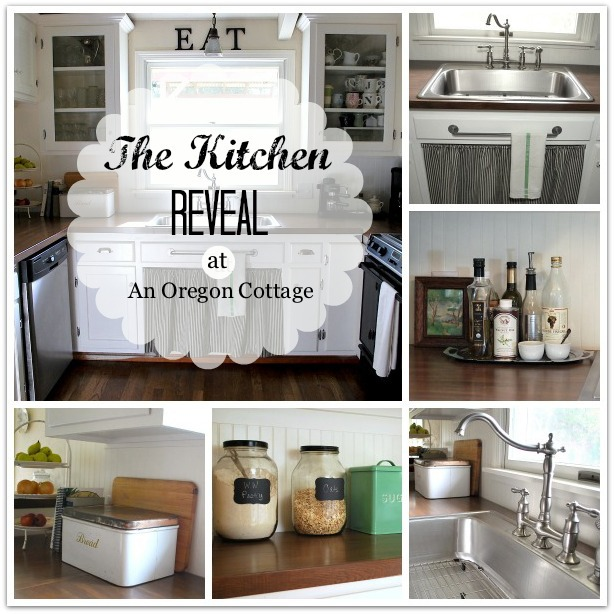 Diy kitchen remodel 80s ranch to farmhouse fresh hometalk for 80s kitchen ideas