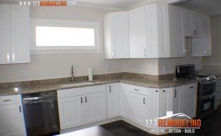 oak park kitchen remodel, home decor, home improvement, kitchen design
