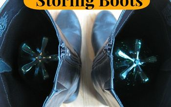 How to Store Your Boots