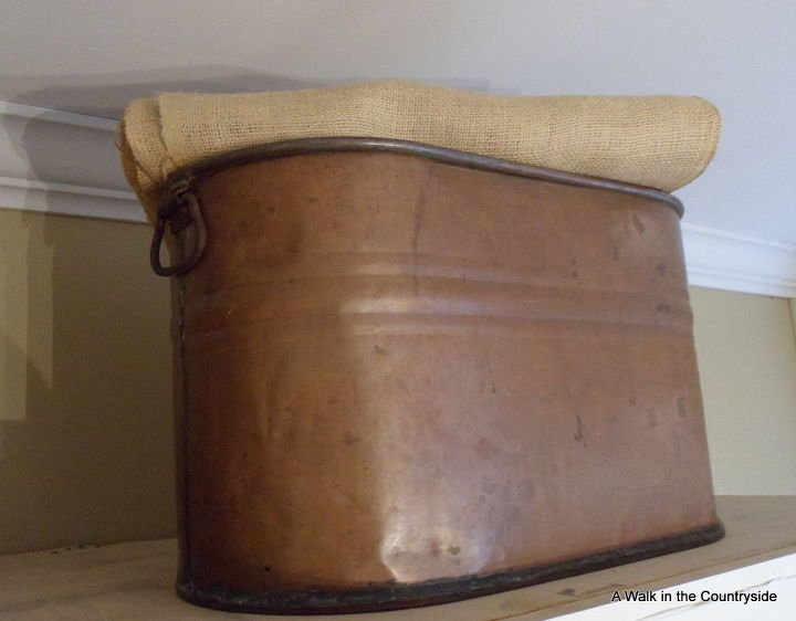 $10 Goodwill Copper Boiling Pot