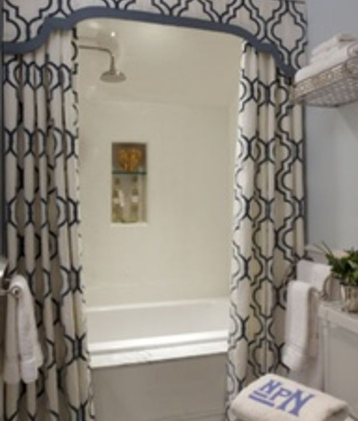 Bathroom Shower Curtain Idea Hometalk