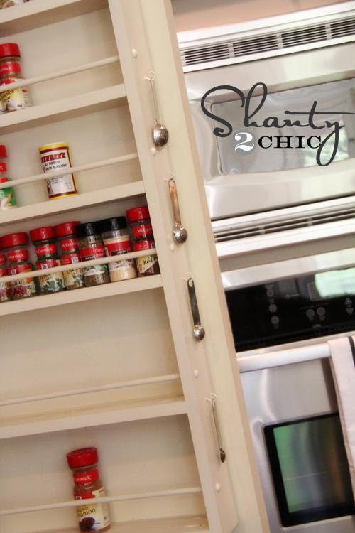 diy pantry door spice rack hometalk. Black Bedroom Furniture Sets. Home Design Ideas