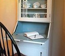 i have to paint the wood, painted furniture, Here is the link to the blog on my website