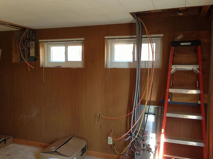 Part of many kitchen remodel projects, the electrical service was upgraded. Most modern kitchens require 8-12 circuits, and this dangerous Federal Pacific panel was upgraded for more space and safety.