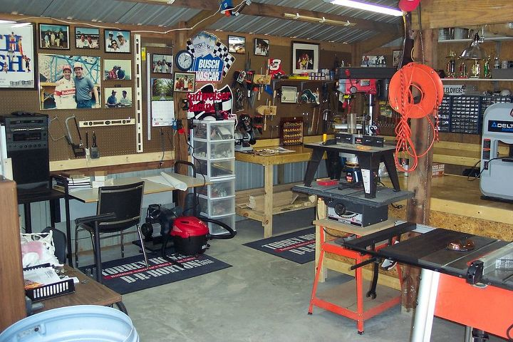 workshop, craft rooms, Workshop 2005