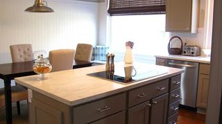 q kitchen cabinets reface or just buy new, doors, kitchen cabinets, kitchen design, After