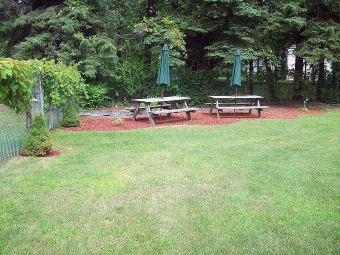 landscaping project, landscape