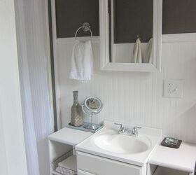 bathroom vanity extra side storage hometalk rh hometalk com