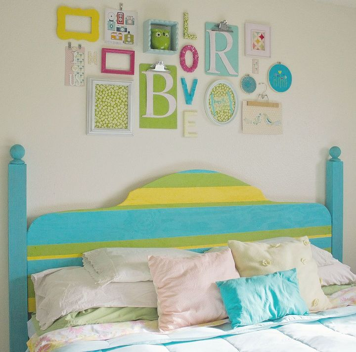 colorful master bedroom, bedroom ideas, home decor
