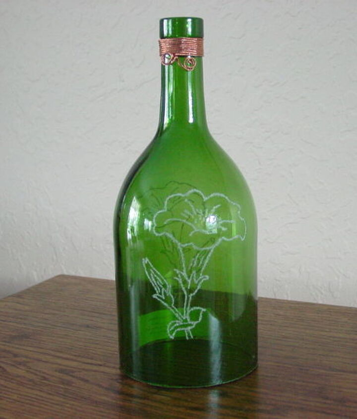 upcycled bottles turned into treasures i call them domes, repurposing upcycling