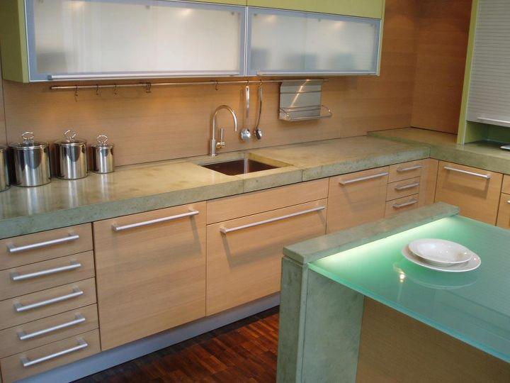 regular glass countertop, countertops