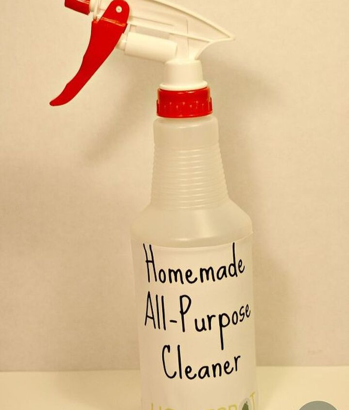 Homemade cleaner: http://bit.ly/XpRibR