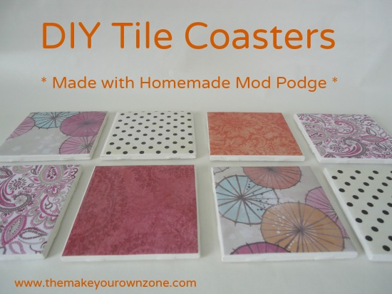 Use different patterns of scrapbook paper for variety