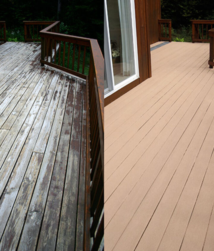 See for yourself, the before and the after!