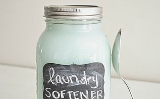 diy laundry softener, cleaning tips