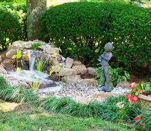 pondless waterfalls, ponds water features