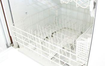 Get a Clean Dishwasher With Vinegar!