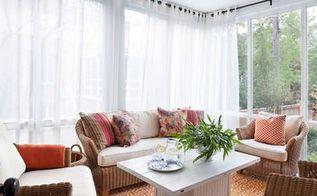 Porch Transformed To A Sunroom Hometalk
