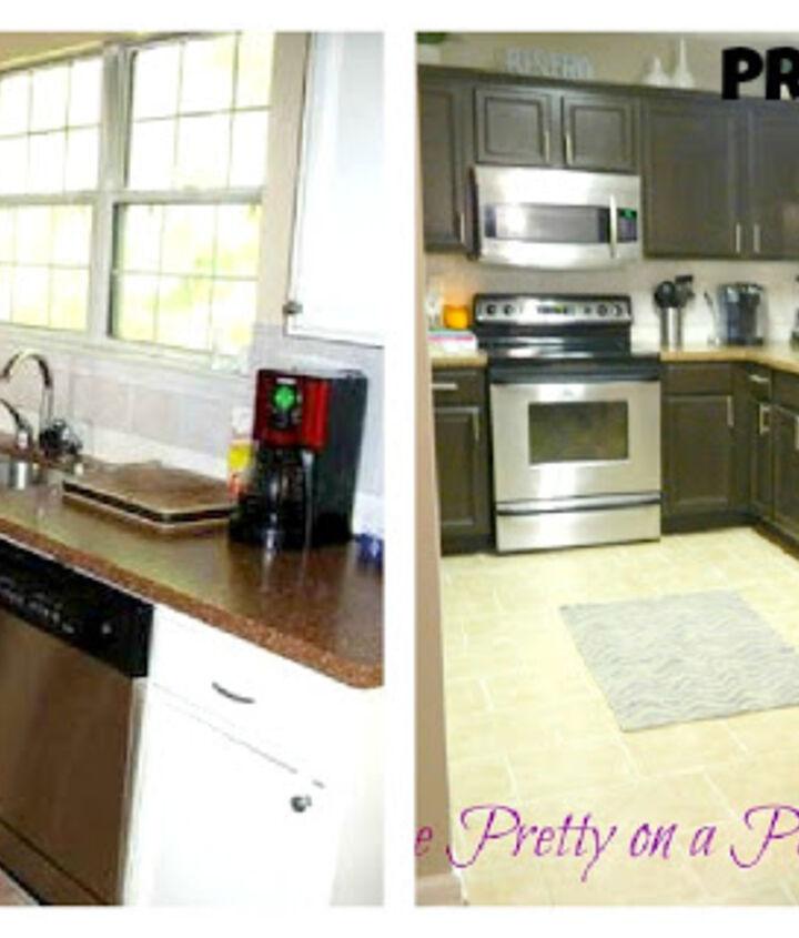 Kitchen Side by Side