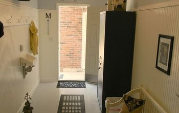 From Old Tool Room to New Mud Room
