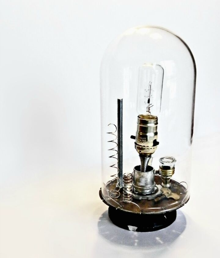 Anthropologie-inspired Bell Jar Lamp  http://www.madincrafts.com/2013/02/anthro-inspired-inventors-bell-jar-lamp.html