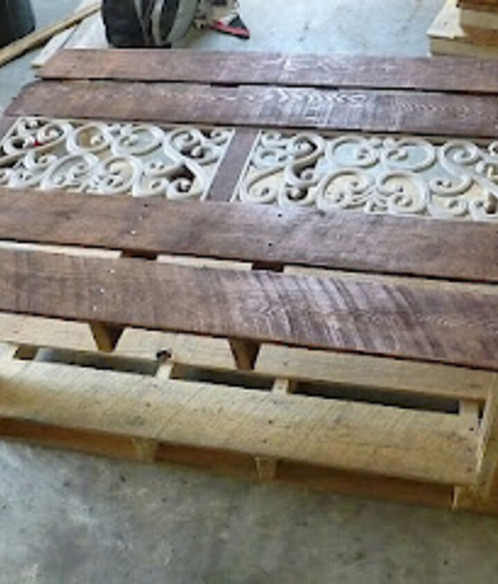 pallet coffee table, outdoor furniture, painted furniture, pallet