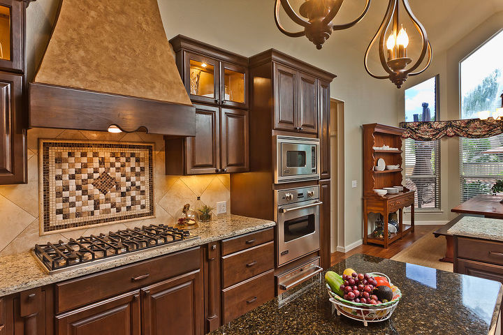 100% wood custom cabinets