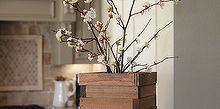 scrap wood vase easy and free, diy, home decor, how to, woodworking projects, Vase from wood scraps