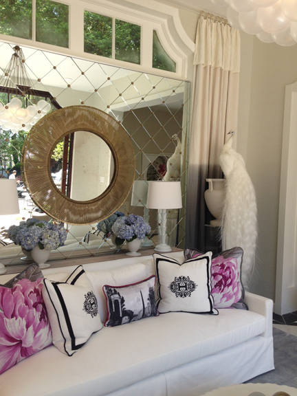 behind the scenes of 2014 decorator showhouse in atlanta, bathroom ideas, bedroom ideas, decks, home decor, living room ideas, real estate