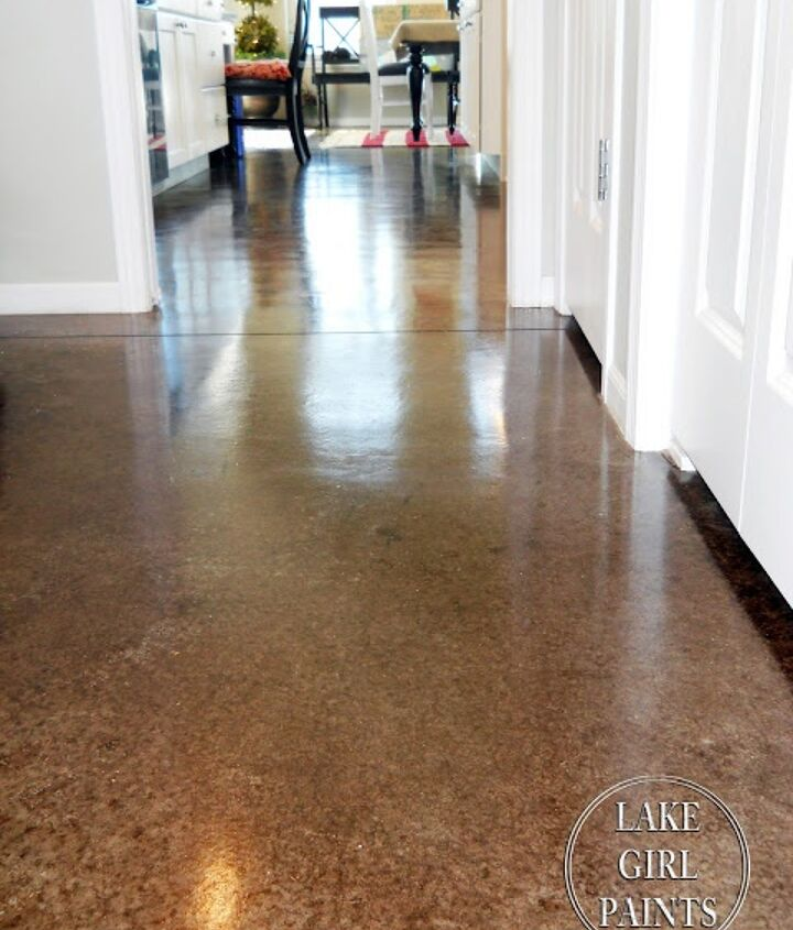 painted concrete floors floor paint videos and tutorials, concrete masonry, flooring, painting