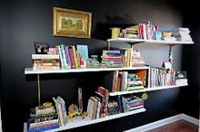 setting up a library a diy, diy, how to, shelving ideas, woodworking projects