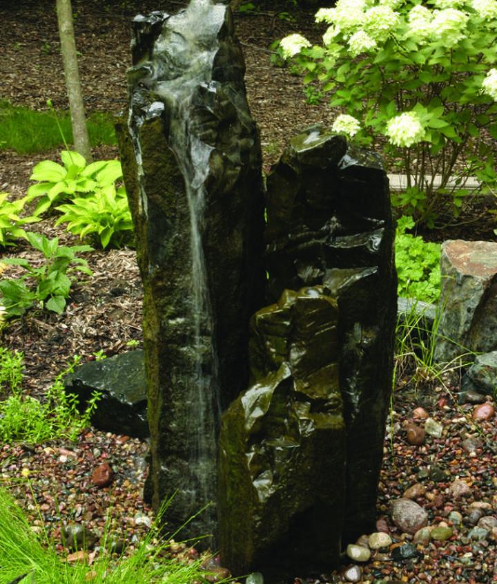 Bubbling Basalt Colomns