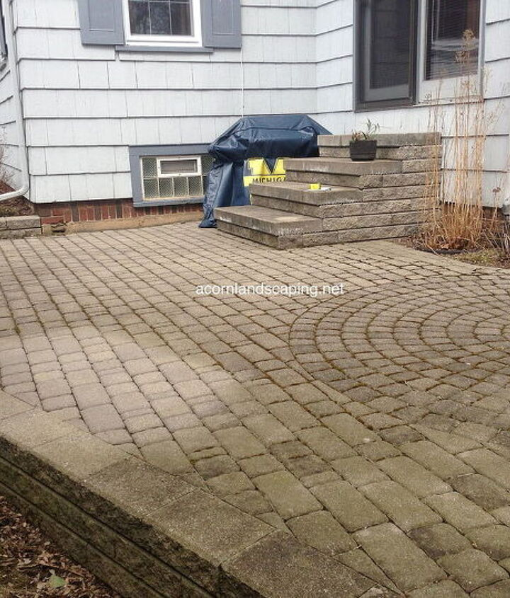 Patio Repair in Rochester, Monroe County NY
