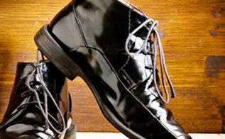 four unexpected ways to use toothpaste, cleaning tips, To remove marks from leather shoes squirt a dab of toothpaste on the scuff and rub it vigorously with a soft cloth