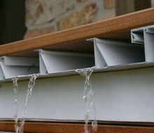 custom walking surfaces w dryjoistez structural deck drainage system, decks, outdoor living