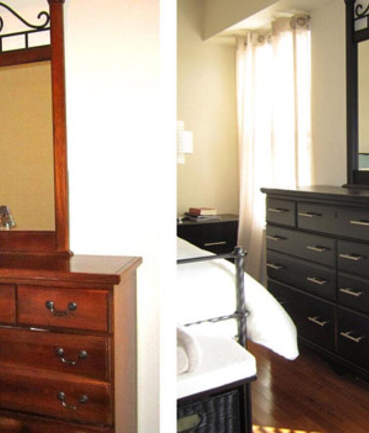 Before & After Dresser
