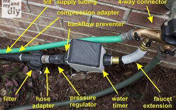 How to Install a Micro-irrigation System to Keep Your Hanging Baskets and Container Plants Beautiful All Summer Long