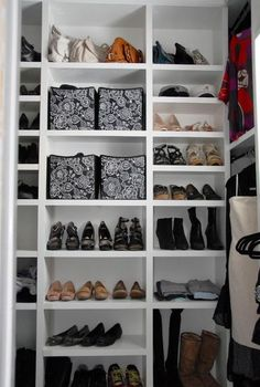 diy master closet before and after, cleaning tips, closet, View from the door after