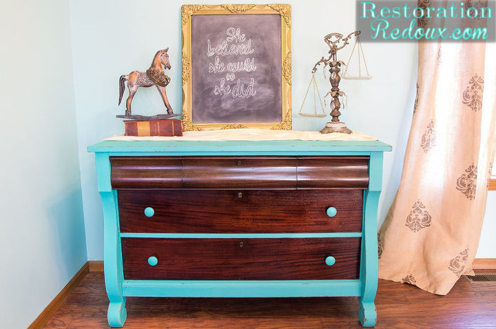how to make waxing furniture easier, painted furniture, tools