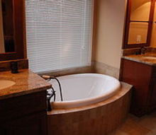 fixing a prior remodel, bathroom ideas, home improvement, home maintenance repairs, how to, rounded fron