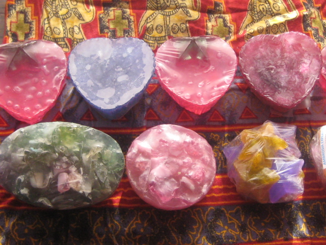 glycerin soap, crafts