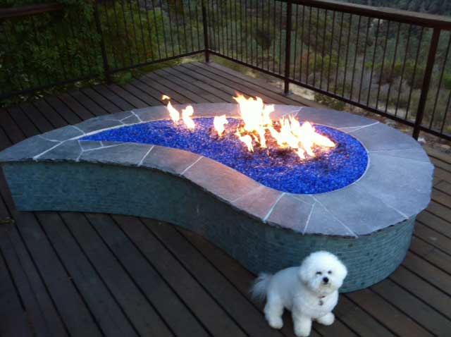 inspirational fire pit design, fire pit