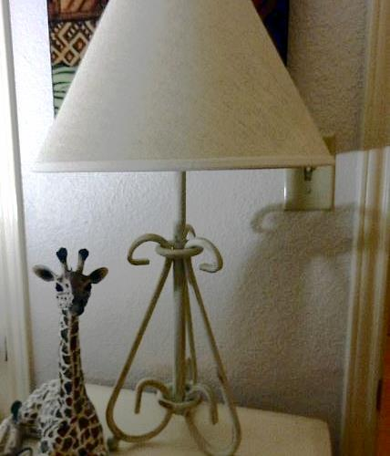 The lamp switch will not turn either forward or backward.  Is it worthwhile to try and repair?