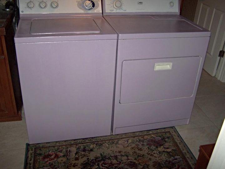 Purple Washer And Dryer Xj74 Roccommunity