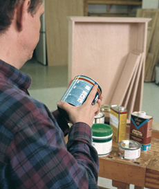 select the proper wood finish oil wax water based or lacquer, painted furniture, woodworking projects