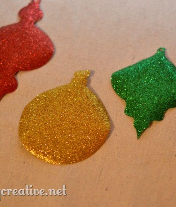 christmas glitter pillow, christmas decorations, crafts, seasonal holiday decor