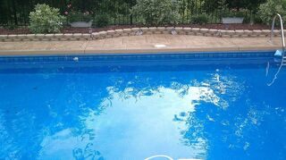 , Water line Liner and coping